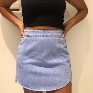 skirt from PacSun